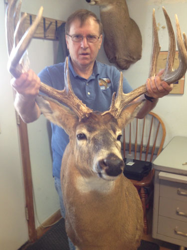 Deer Hunting Trophy